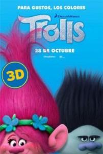 Trolls (3D)