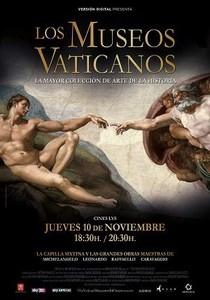 DOCUMENTAL ARTE: MUSEOS VATICANOS