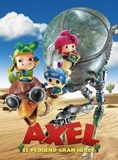 Axel: el pequeño gran héroe