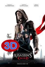 Assassin's Creed. (DIGITAL 3D)