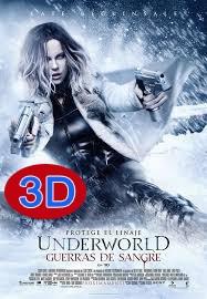 Underworld: Guerras de sangre (3D)