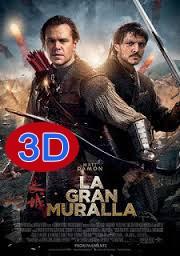 La gran muralla Digital 3D