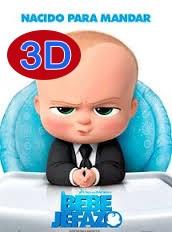 El bebé jefazo (DIGITAL 3D)