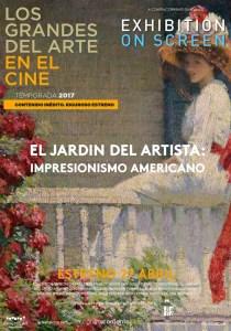 EL JARDIN DEL ARTISTA. IMPRESIONISMO AMERICANO
