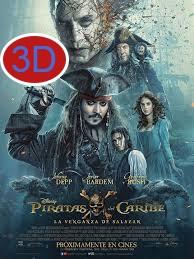 Piratas del Caribe: La venganza de Salazar 3D