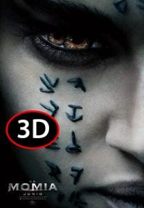 La momia (2017) - 3D