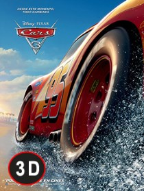 Cars 3  (Digital 3D)
