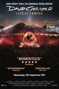 Concierto en directo: David Gilmour - Live at Pompeii
