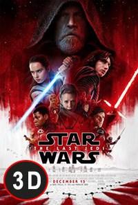 Star Wars: Los últimos Jedi  (3D)