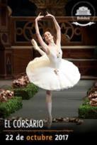 BALLET:  EL CORSARIO - BALLET LIVE BOLSHOI 17-18