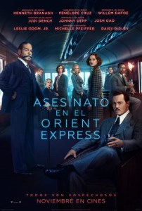 Asesinato en el Orient Express