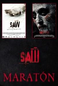 Saw I y Saw VIII. Legacy (MARATÓN)