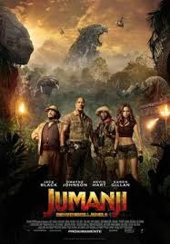Jumanji: Bienvenidos a la Jungla