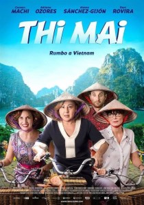 Thi Mai, rumbo a vietnam