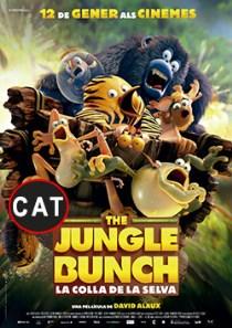 The Jungle Bunch. La colla de la selva (CATALÀ)