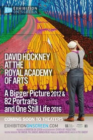 DAVID HOCKNEY EN LA ROYAL ACADEMY OF ARTS - EXHIBITION ON SCREEN