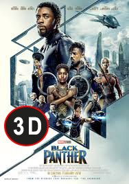 Black Panther  3D