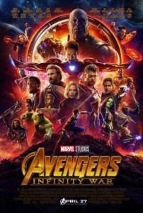 Vengadores : Infinity War