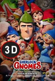 Sherlock Gnomes (3D)