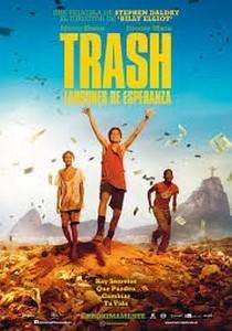 Trash, ladrones de esperanza Vos