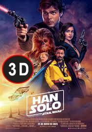 Han Solo: Una historia de Star Wars  3D