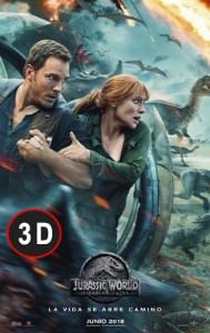 Jurassic World: El reino caído (3D)