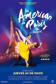 Un americano en París- El Musical (VOSE)