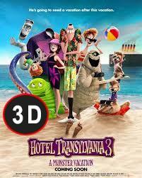 Hotel Transilvania 3. Unas vacaciones monstruosas (3D)