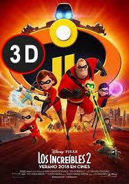 Los Increíbles - 2  (3D)