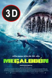 Megalodón (3D)