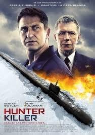Hunter Killer. Caza en las profundidades