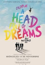 Coldplay: A Head Full of Dreams (V.O.)