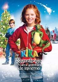 Kika Superbruja, nueva aventura de invierno