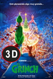El Grinch (3D)