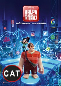 Ralph destrueix internet (CAT)