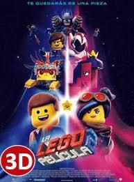 La LEGO película 2  (DIGITAL 3D)