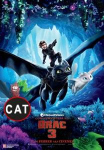 Com ensinistrar un drac 3 (CAT)