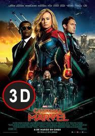 Capitana Marvel (3D)
