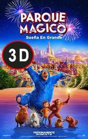 El parque mágico (3D)