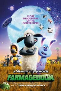 La oveja Shaun. La película: Granjaguedón.