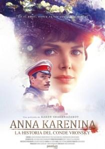 Anna Karenina. La venganza es el perdón