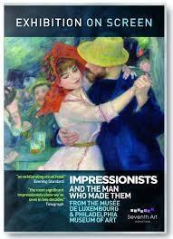 Los Impresionistas y el hombre que los encumbró