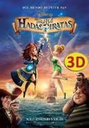 Campanilla, hadas y piratas (DIGITAL 3D)