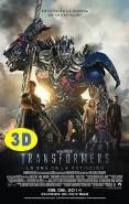 Transformers: La era de la extinción (DIGITAL 3D)
