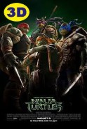 Ninja Turtles (Las Tortugas Ninja) - DIGITAL 3D