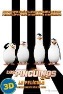 Los pingüinos de Madagascar 3D