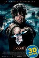 El Hobbit: La batalla de los cinco ejércitos (3D)
