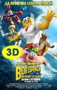 Bob Esponja: Un héroe fuera del agua (DIGITAL 3D)