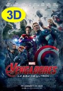 Los Vengadores: La era de Ultrón (DIGITAL 3D)