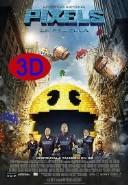 Pixels (DIGITAL 3D)